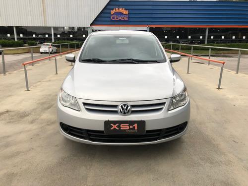 Volkswagen Voyage 2009, 1.6, Trend, Flex, Completo, Sedan
