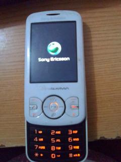 Telefono Sony Ericsson Walkman W100 Telcel