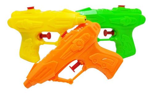 Imagen 1 de 1 de Pistola De Agua Mini - 12 Cm