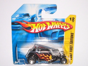 Hot Wheels ! Hot Rod ! First Editions ! Straight Pipes !
