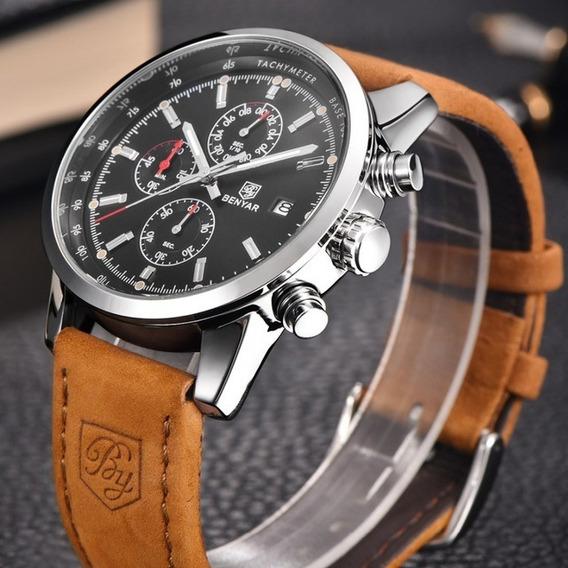 Relógio Benyar Cronógrafo Funcional