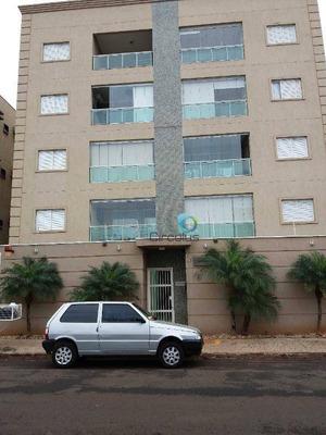 Apartamento Com 2 Dormitórios À Venda, 81 M² Por R$ 450.000 - Nova Aliança - Ribeirão Preto/sp - Ap2007