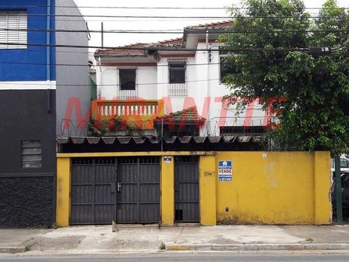 Imagem 1 de 11 de Sobrado Em Bom Retiro - São Paulo, Sp - 310333