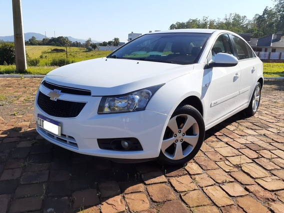 Chevrolet Cruze Lt 2012 Top Impecavel
