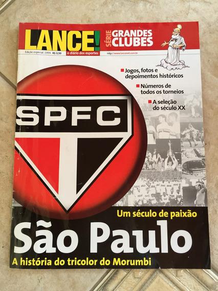 Revista Lance! Um Século De Paixão E História São Paulo