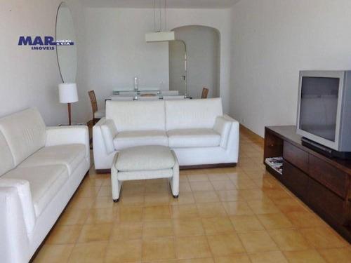 Imagem 1 de 15 de Apartamento Residencial À Venda, Centro, Guarujá - . - Ap7129