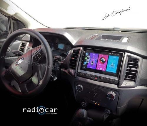 Radio Pantalla Ford Ranger 2020 Cámara Retro Gps