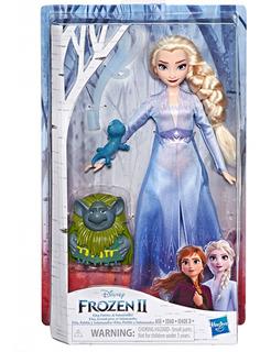 Frozen 2 Figuras Con Accesorios Original Hasbro