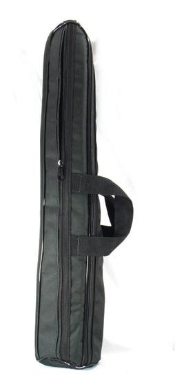 Capa Bag Extra Luxo Clarinete Acolchoada Envio Imediato