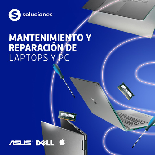 Imagen 1 de 1 de Servicio Técnico De Pc, Laptops E Impresoras