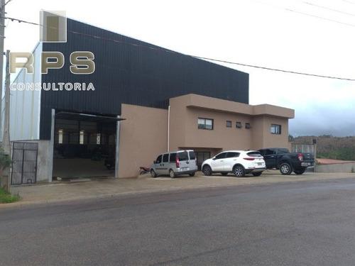 Imagem 1 de 30 de Galpão Industrial Ou Logística Em Atibaia Rod. Fernão Dias - Gl00034 - 33189810