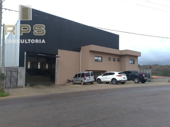 Galpão Industrial Ou Logística Em Atibaia Rod. Fernão Dias - Gl00034 - 33189810
