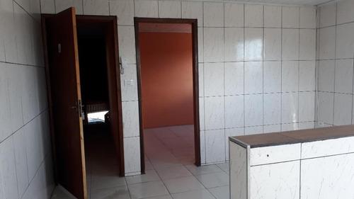 Casa Com 1 Dormitório Para Alugar, 50 M² Por R$ 650,00/mês - Pirituba - São Paulo/sp - Ca1208