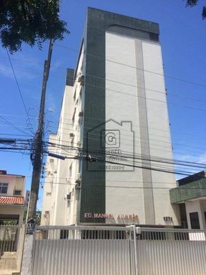 Apartamento Com 3 Dormitórios À Venda, 98 M² Por R$ 220.000 - Alecrim - Natal/rn V0142 - Ap0399