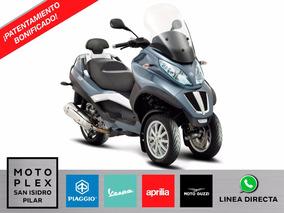 Piaggio Mp3 500 Business Motoplex Anticipo + Ctas San Isidro