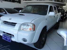 Nissan Frontier 2.8 Se 4x4 2003 Completa, Couro, Placa A