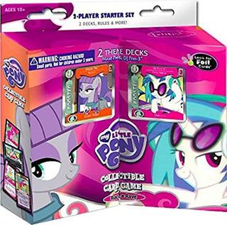 My Little Pony Ccg: Rock N Rave 2-player Starter Set