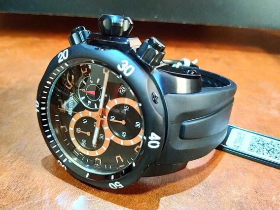 Relógio Magnum Caixa Grande Ma33755p Nf - Original
