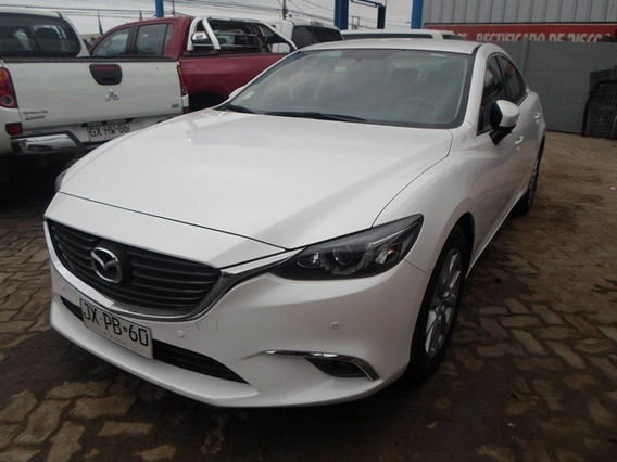Mazda 6 2.0 Full Equipo Aut Año 2018