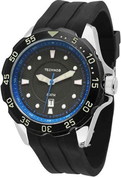 Relógio Technos Masculino 2115kpb/8p Garantia Frete Grátis