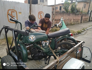 Garelli 3 Marchas N~ Puch Mobilete Agrale Xr Caloi Ciclomoto