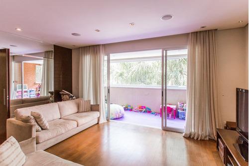 Belíssimo Apartamento No Jardim Paulista - Pj53377
