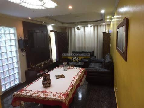 Sobrado Com 3 Dormitórios À Venda, 160 M² Por R$ 700.000,00 - Vila Ré - São Paulo/sp - So1260