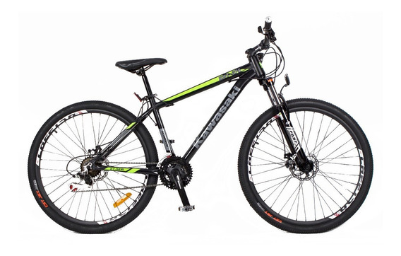 Bicicleta Mountain Bike Kawasaki 27.5m Kht375 21 Velocidades