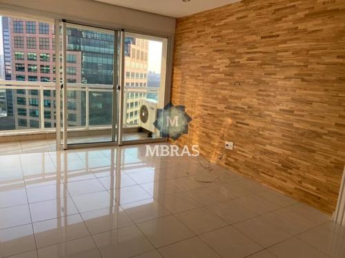 Apartamento 96m²  No Brooklin  - Mb10514