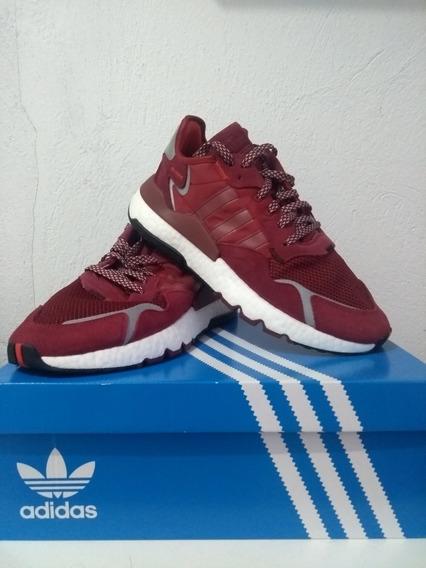 Tênis adidas Nite Jogger Vermelho