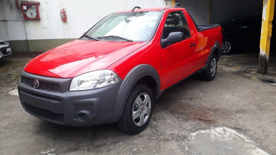 Fiat Strada Nueva Working 2020 Cabina Simple 0km #ca1