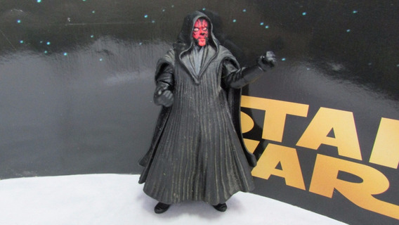 Star Wars Kenner Darth Maul The Black Series Jorgetrens
