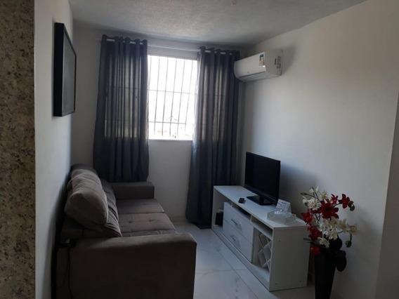 Apartamento Em Itaúna, São Gonçalo/rj De 56m² 2 Quartos À Venda Por R$ 150.500,00 - Ap372728