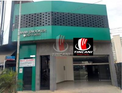 Prédio Comercial - 1040 M² - Excelente Localização - 3026