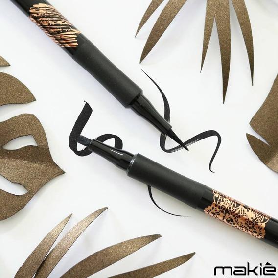 Caneta Delineadora Precision Liner Pincel - Makiê