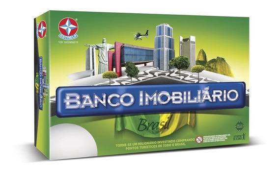 Banco Imobiliário Brasil - Estrela Estrela