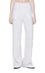 de4b746d3d Pantalón De Lino Blanco Mujer - Ropa y Accesorios en Mercado Libre ...