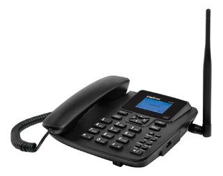 Telefone Celular Fixo Gsm Dual Chip Rural Desbloqueado