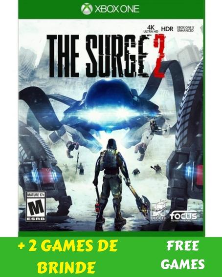 The Suger 2 Xbox One + 2 Jogos De Brinde