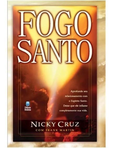Livro Fogo Santo - Espírito Santo
