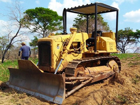 Trator Caterpillar D4 Ano 1983 Cat D4