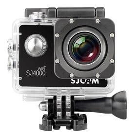 Câmera Sjcam Sj4000 Original Full Wifi Filmadora + Frete