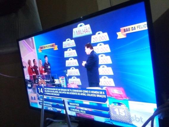 Tv Smart 32 Polegadas Novinha 2 Meses De Uso