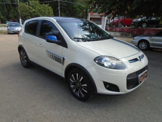 Fiat Palio 1.6 Mpi Sporting Se Blue Edition 16v Flex 4p