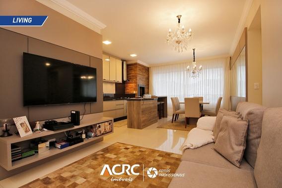 Acrc Imóveis - Apartamento Mobiliado Para Venda No Bairro Vila Nova Em Blumenau - Ap03036 - 34603099