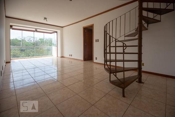 Apartamento No 11º Andar Com 3 Dormitórios E 3 Garagens - Id: 892972753 - 272753