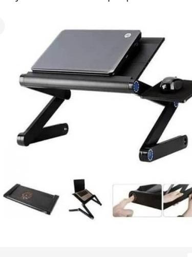 Mesa Ajustable Para Laptop Con Fan Cooler Modelo Nuevo