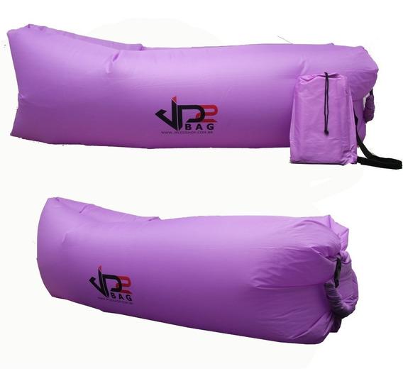 Sofá Inflável Camping