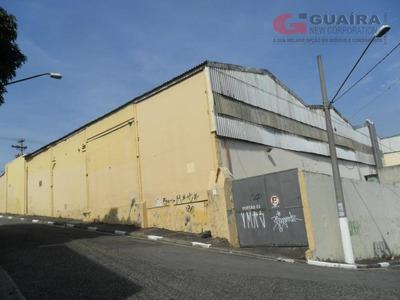 Galpão Industrial Para Venda E Locação, Vila Jordanópolis, São Bernardo Do Campo - Ga1212. - Ga1212