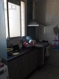 Apartamento À Venda, 58 M² Por R$ 215.000,00 - Jardim Europa - Sorocaba/sp - Ap0996